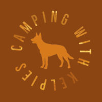 Camping with Kelpies Cap Design